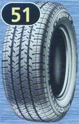 Michelin AGILIS51 205/65 C R15 102 T