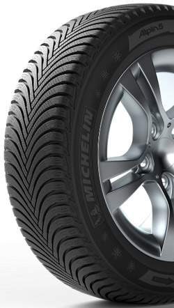 Michelin ALPIN 5 215/55 XL R16 97 H