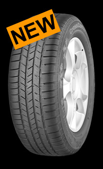 Continental ContiCrossContact Winter 245/65 XL R17 111 T XL
