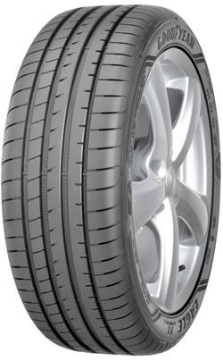 GOODYEAR EAGLE F1 ASYMMETRIC 3 295/40 XL R19 108 Y N0 - lze použít i pro Porsche, FP - ochrana ráfku