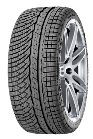 Michelin PILOT ALPIN PA4 235/45 XL R17 97 V