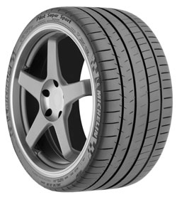 Michelin PILOT SUPER SPORT 215/45 XL R17 91 Y