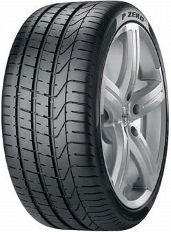Pirelli PZERO 225/40 R18 88 Y RF - runflat - dojezdová technologie, (*) - lze použít i pro BMW, ochrana ráfku