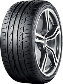 Bridgestone S001 225/40 R18 88 Y RFT - runflat - dojezdová technologie, * - lze použít i pro BMW,ochrana ráfku