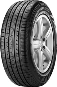 Pirelli SCORPION VERDE ALL SEASON 245/65 XL R17 111 H M+S, ochrana ráfku
