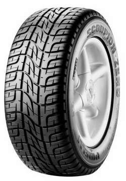 Pirelli SCORPION ZERO 285/55 R18 113 V M+S, ochrana ráfku