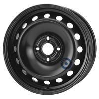 Plechový disk FIAT Punto/Grande Punto/Punto EVO 6Jx15 4x100x56.5 ET43